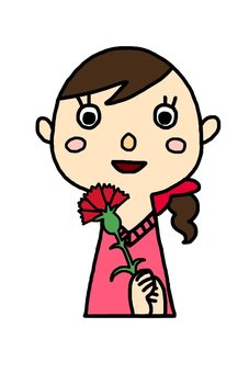 Carnation and Mother 2