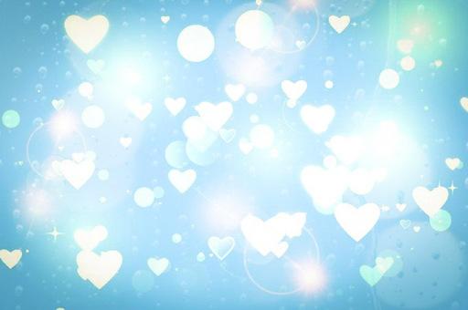 Heart and polka dots