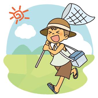 쇼와 바람 자녀의 여름 방학