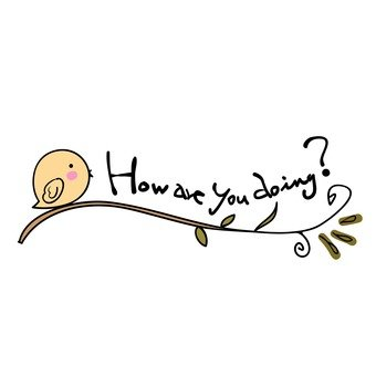 How are you doing1