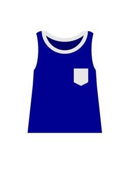 Tank top (blue)