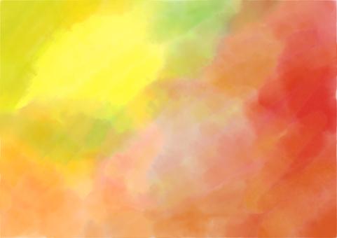 Watercolor-yellow base-