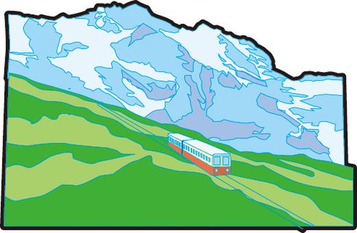 스위스 알프스