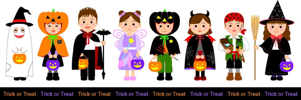 Masquerade of Halloween