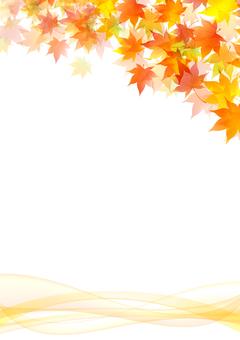 Fall image material 30