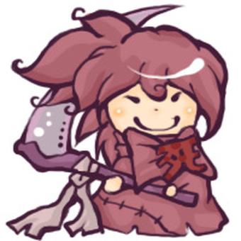 Shinigami girl