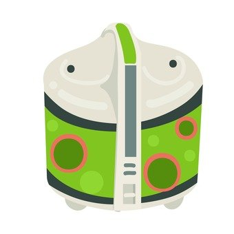 Retro rice cooker (2)