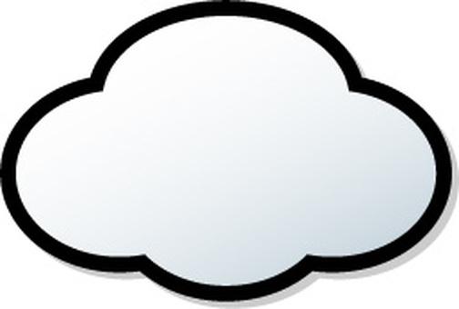Cloudy mark