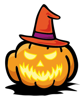 Pumpkin hat light C