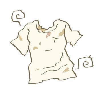 Shabby T-shirt