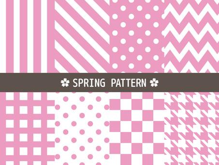 Sakura color pattern summary 1