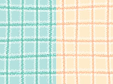 Crayon style lattice _ 1
