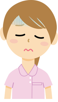 Female depressed 4 (nurse)
