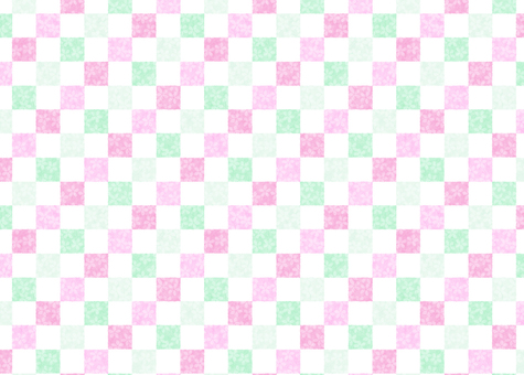 Cherry checkered multicolored ②
