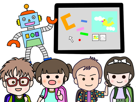 Elementary school students and programming education