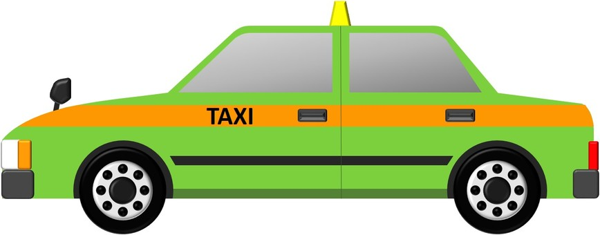 Taxi ②