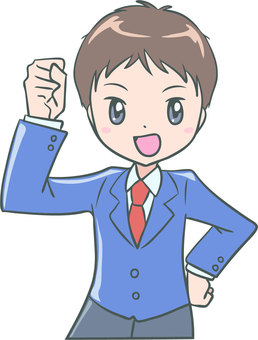 Let's do our best! (Boys)