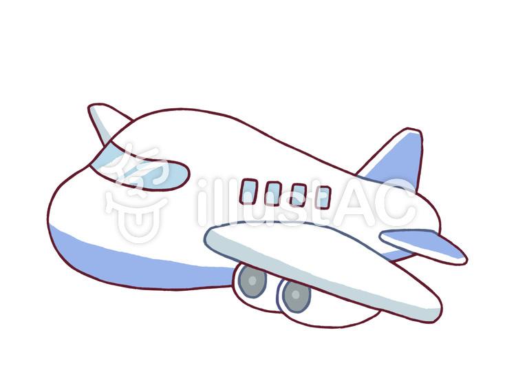 飛行機イラスト No 579656無料イラストならイラストac