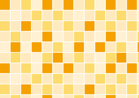 Mosaic tile ◆ Yellow