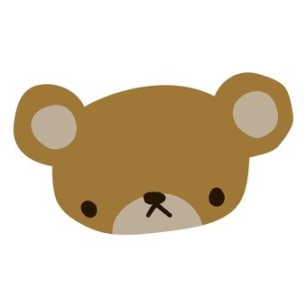 곰 양의 얼굴