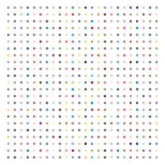 Dot pattern - No.2