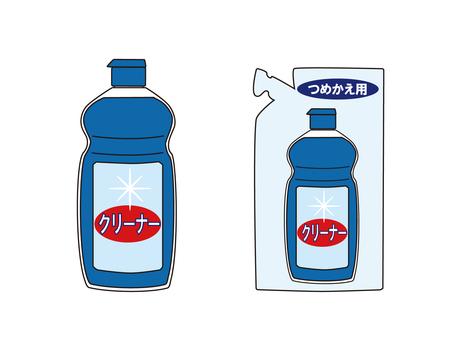 Residential detergent