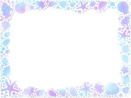 Frame-glitter shell 2
