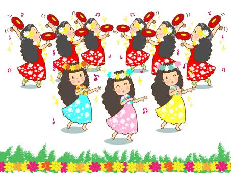 Hula dance 3