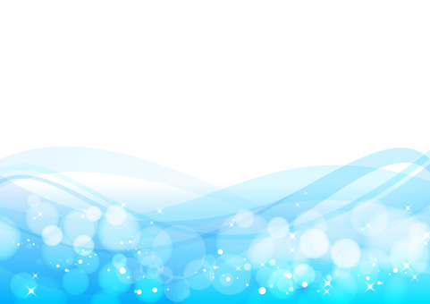 Background wave material 53