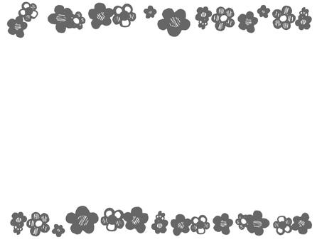 1 of flower frame 1