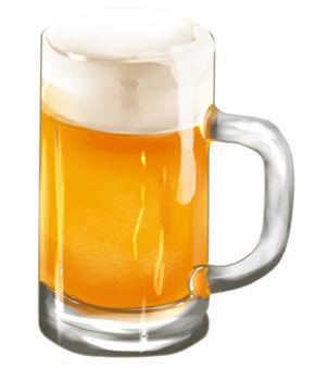 맥주 (조끼)