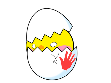 Bintata egg