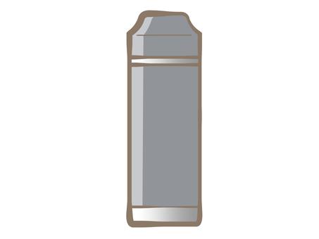 Water bottle-black 190710