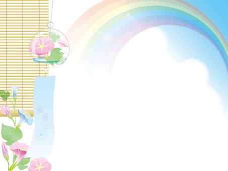 風鈴_彩虹