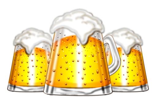 Beer toast F