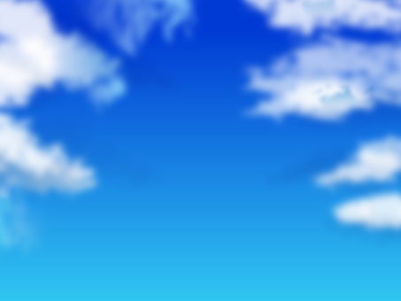 Clouds and blue sky 02