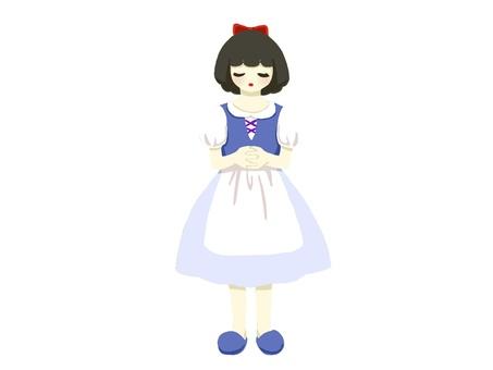 Snow White full body