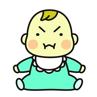 Angry baby 2