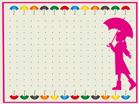 Umbrella pattern 2