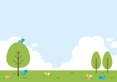 Birdfriend scenery 2