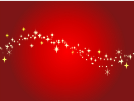 Twinkle background of stars