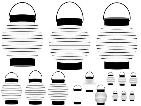 Lantern (white)