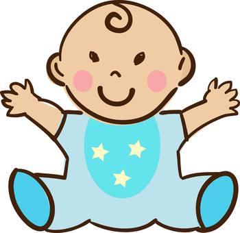 Baby's illustration