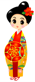 Ryukou girl