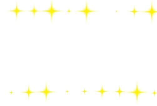 빛 반짝이 프레임