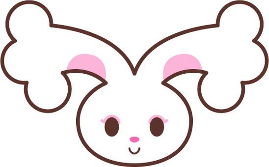 Cute healing character Mipoanne