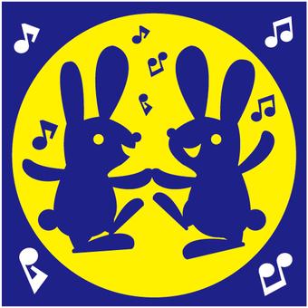 Rabbit dancing lots