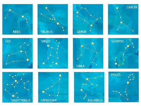 12 별자리 운세