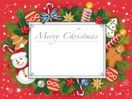 Christmas card _ 3