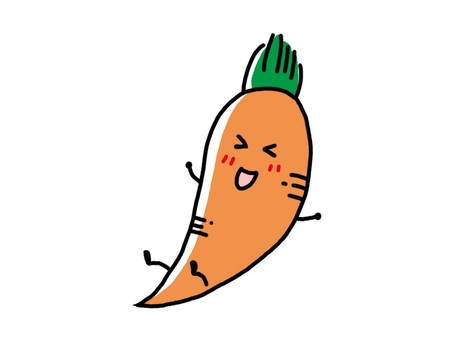 Vegetables - Carrots - Smile - 01